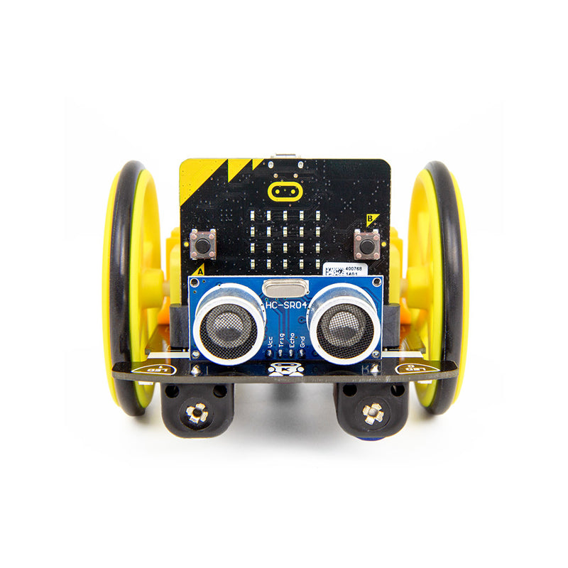Kitronik :MOVE Motor for microbit robot buggy sensors
