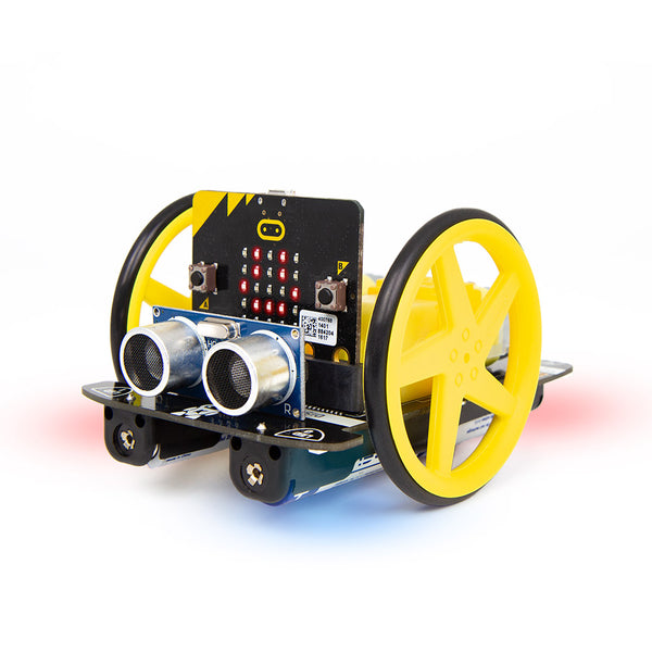 Kitronik :MOVE Motor for microbit robot buggy main
