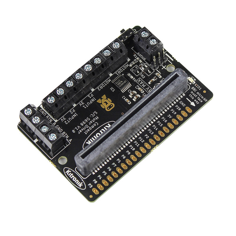 compact motor driver board for microbit additional 1