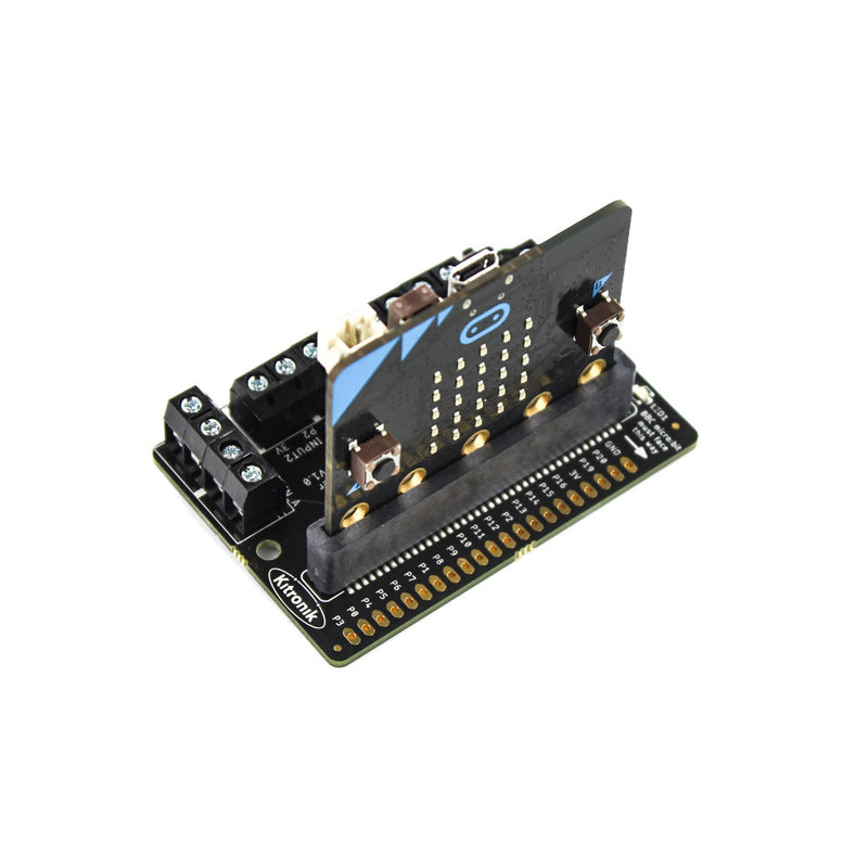 compact motor driver board for microbit additional 3