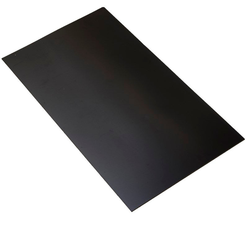 large hips high impact polystyrene sheet black