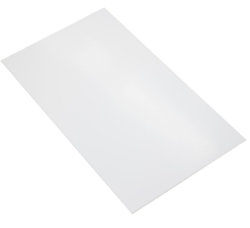large hips high impact polystyrene sheet white