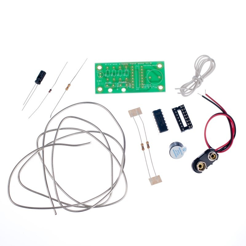 additional wireless steady hand game kit parts