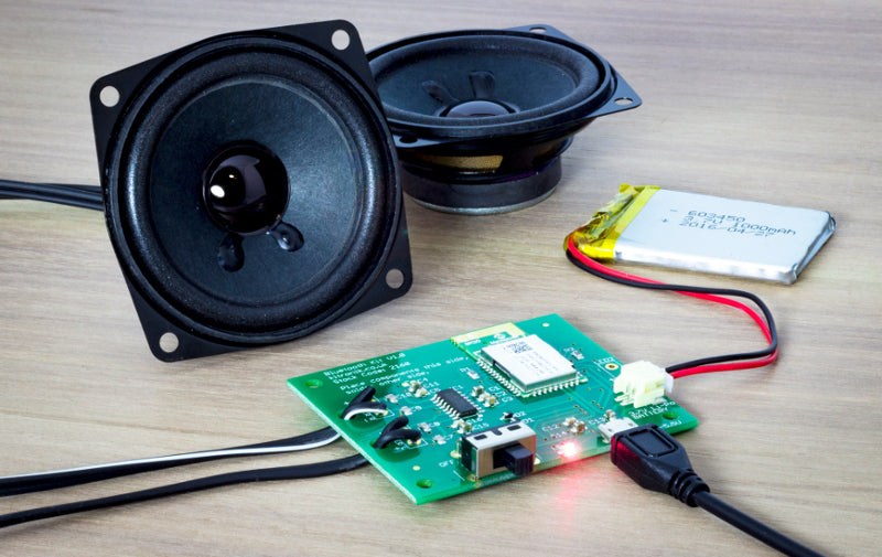 additional bluetooth amp kit front cover
