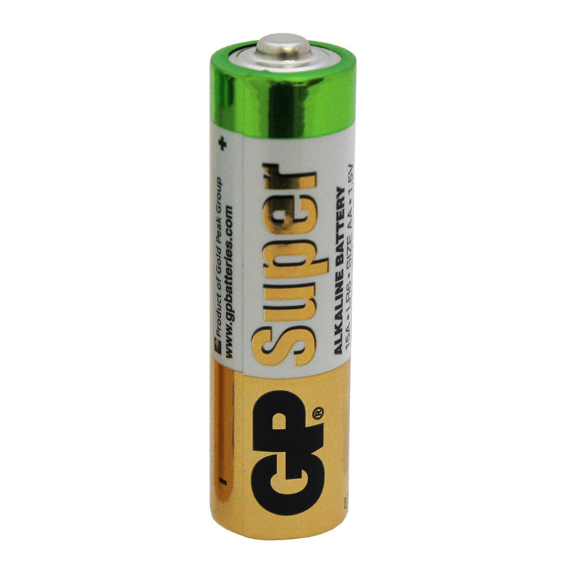 large gp alkaline aa battery