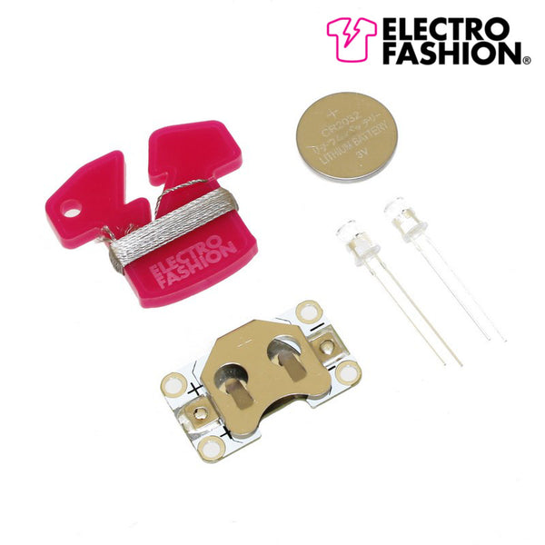 large electro fashion sewable led kit
