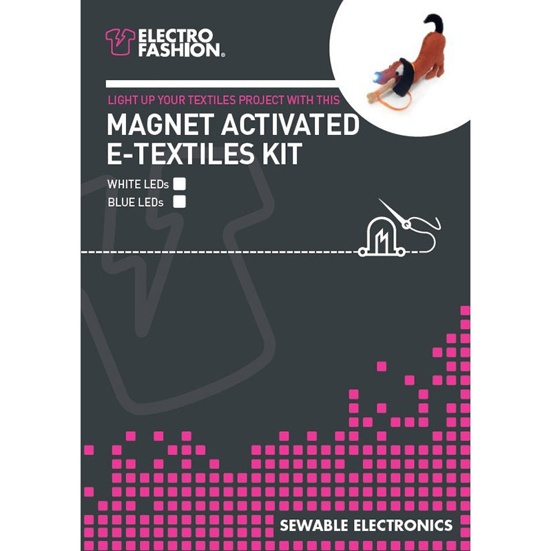 additional e textiles magnet activated kit front page