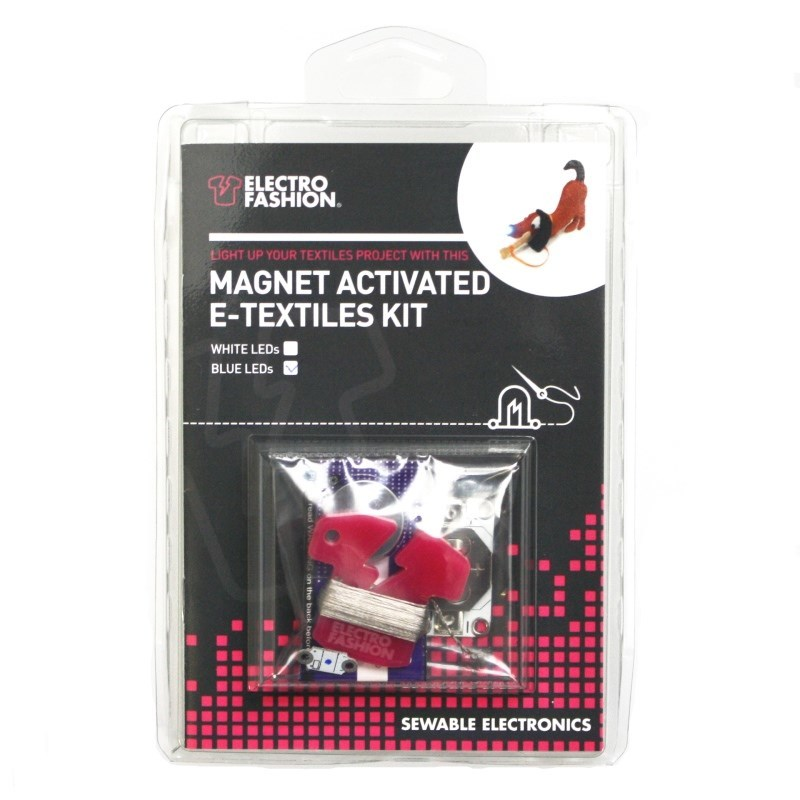 large e textiles magnet activated kit front packaged