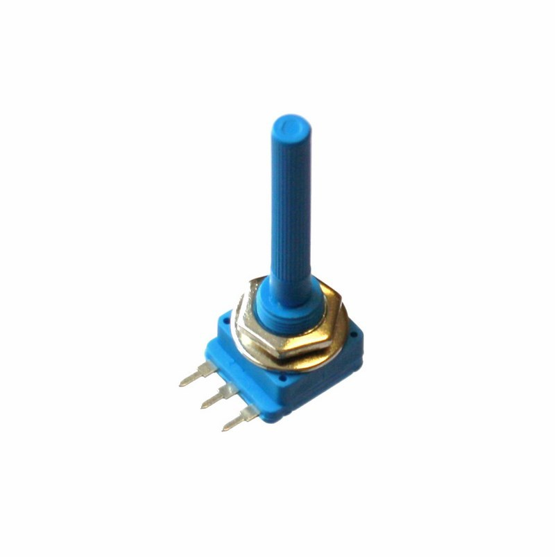 10K large 025W 10K carbon track potentiometer