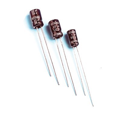 1M large electrolytic 1mF 50V capacitor