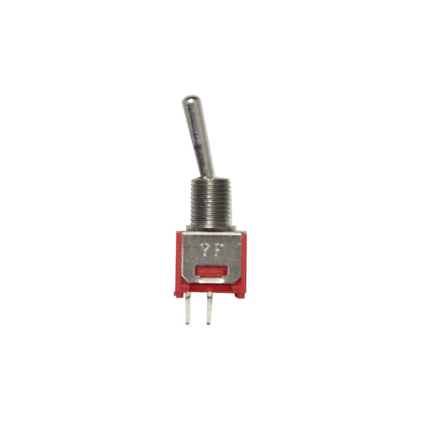 large SPST sub miniature toggle switch