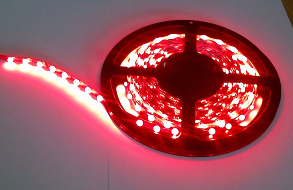 large red light strip