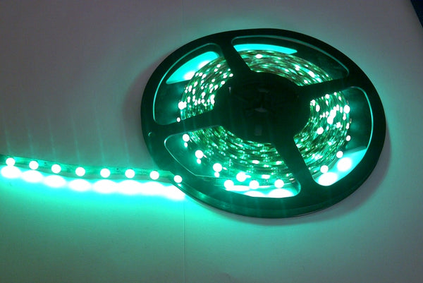 large green light strip