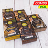 Daily Essentials Combo Pack - (Ajwain - Whole, Black Pepper- Whole, Clove - Whole, Cumin - Whole, Fenugreek - Whole)