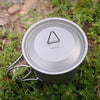 Titanium 400 Ml Camping mug/Pot
