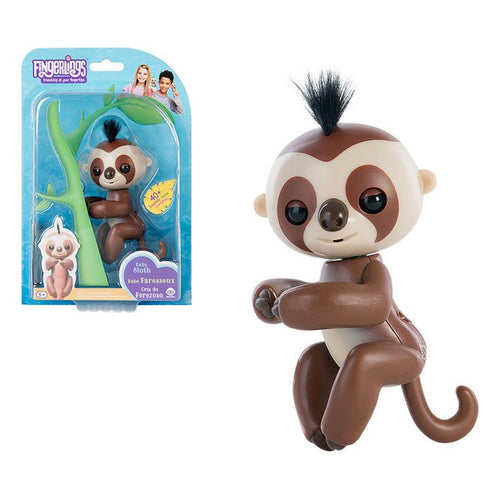 Figur Baby Sloth Fingerlings Braun 117511