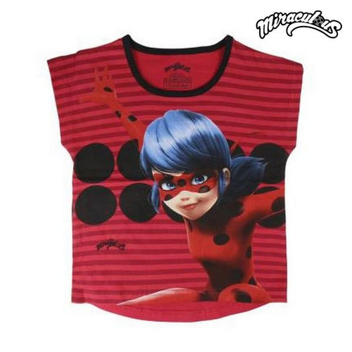 Kurzarm-T-Shirt für Kinder Lady Bug 72623