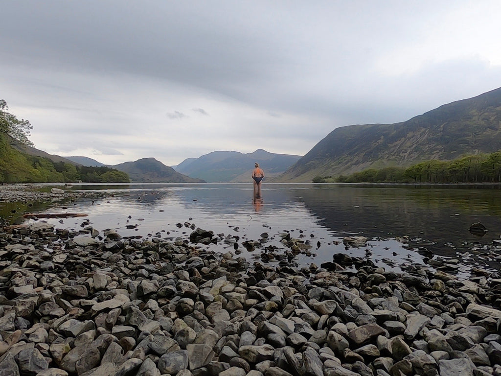Crummock, Buttermere, Wastwater - The last three pristine lakes in England #spreadthewordnottheweed
