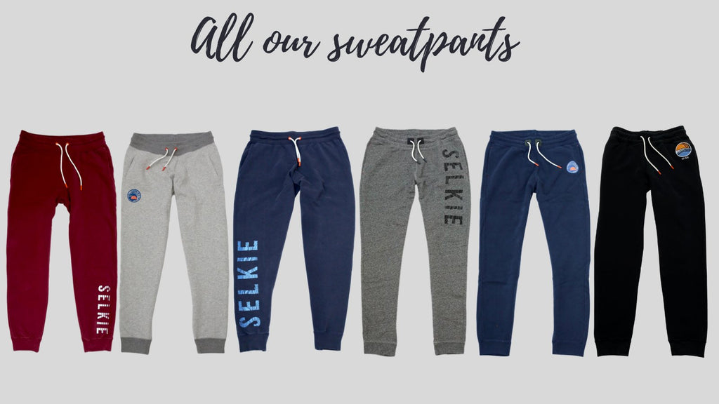 All sweatpants