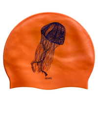 SWIM CAP - JELLYFISH - swim cap