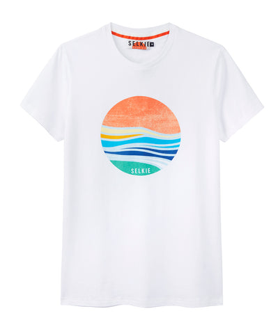 MEN'S SUNRISE TEE