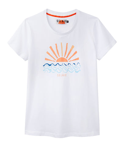 WOMEN'S SUNRISE TEE