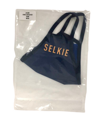 SELKIE FACE MASK NAVY - Mask