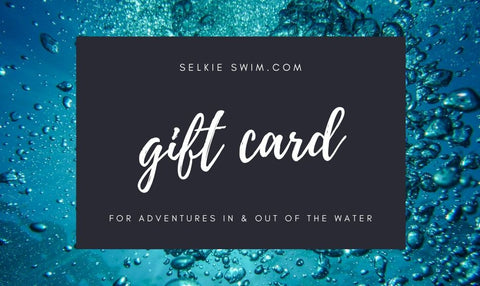 Gift Card - Water Lovers