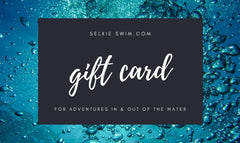 Gift Card - Water Lovers - Gift Card