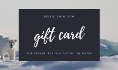 Gift Card - Ice Swimmers - Gift Card