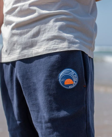 MEN'S SWEATPANTS - NAVY