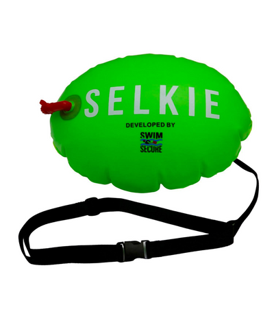 SELKIE TOW FLOAT - NEON GREEN
