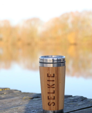 BAMBOO SELKIE TRAVEL MUG