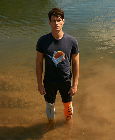 MEN'S SELKIE GRAPHIC TEE