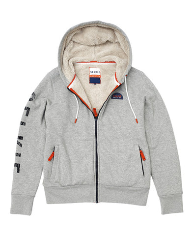 WOMEN'S SHERPA - GREY MARL