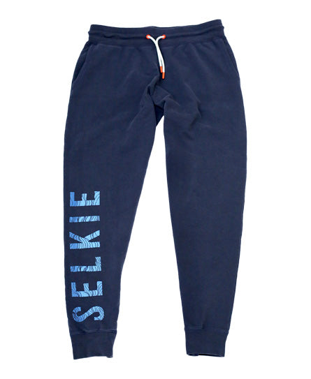 WOMEN'S SWEATPANT - NAVY - sweatpants