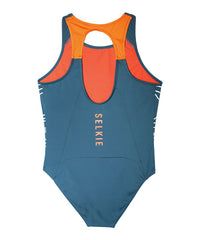 WOMEN'S SPORTS COSTUME - TEAL - Sports Costume