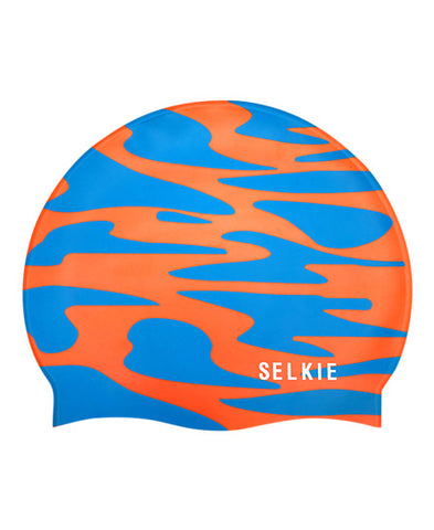 SWIM CAP - CAMO DESIGN