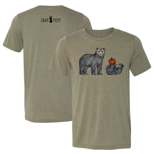 DeerMom Bear T-Shirt