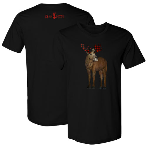 DeerMom Moose T-Shirt