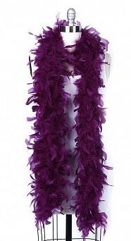 Feather Boas Chandelle