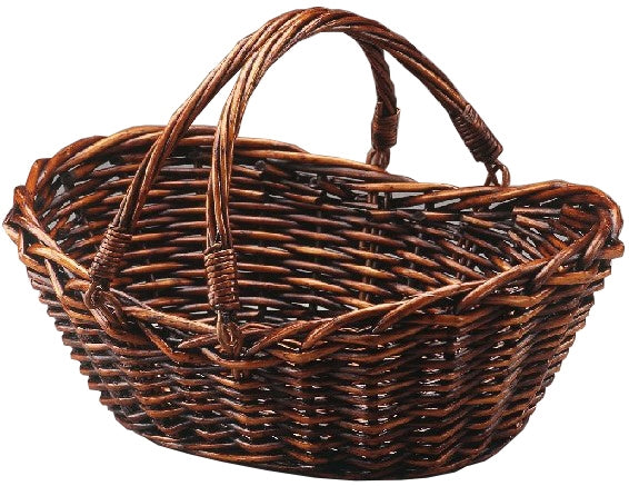 Brown Willow Baskets