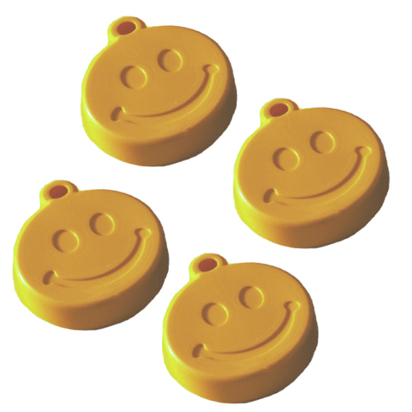 100 gm Smiley Face Weight