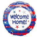 "18"" Welcome Home Red, White & Blue Stars"