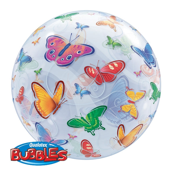 "22"" Butterflies Bubble"