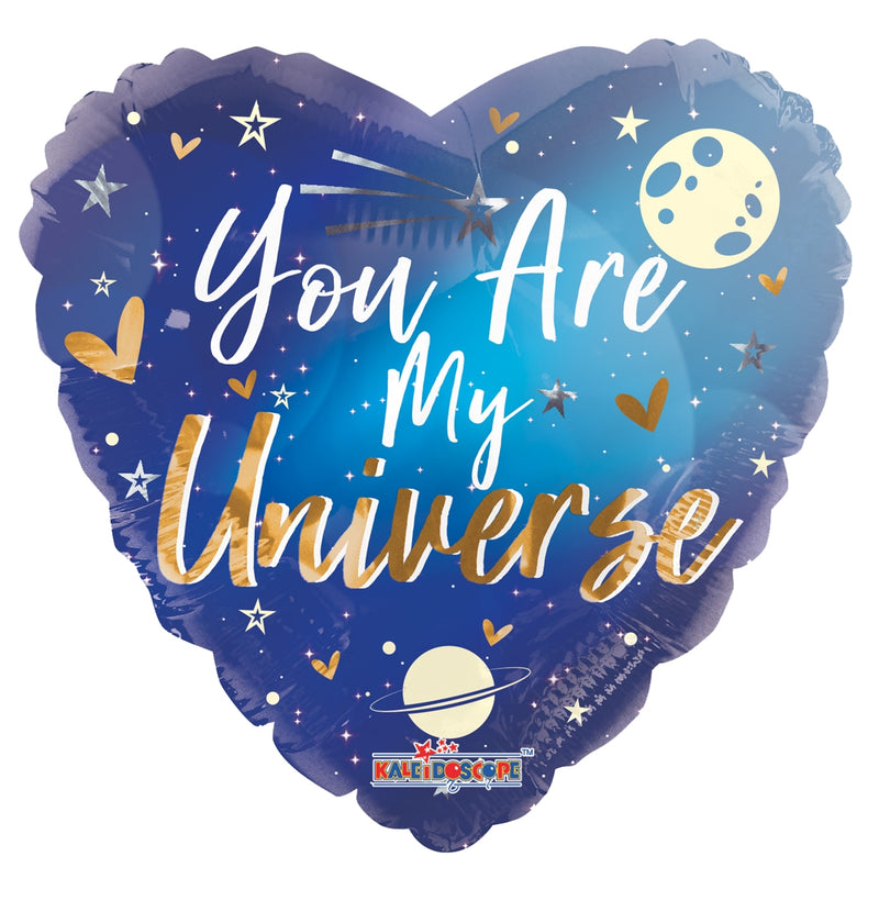 "18"" You Are My Universe"