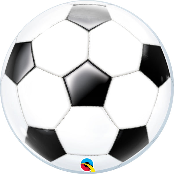 "22"" Soccer Ball Bubble"