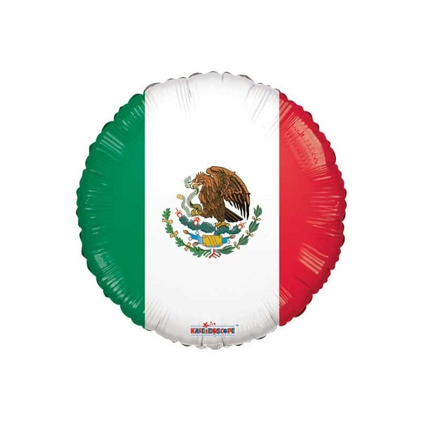 "17"" Mexican Flag"