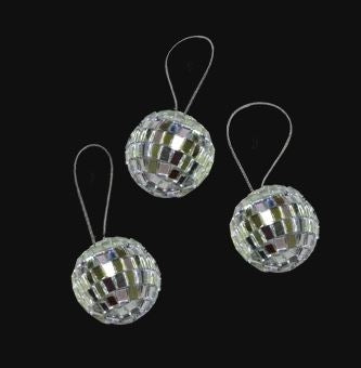 Mini Mirror Ball 3 ct
