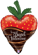 "14"" Sweet Valentine Strawberry Mini Airfill"